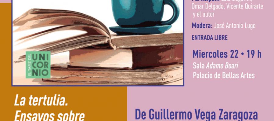 La tertulia. Ensayos sobre literatura mexicana
