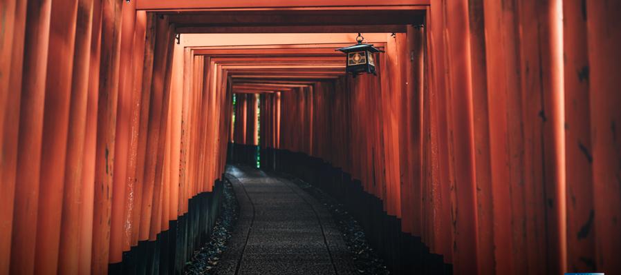 Tesoros nacionales de Kioto