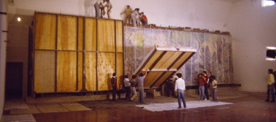 Testimonios de un mural