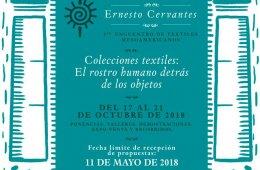 Tercer Encuentro de Textiles Mesoamericanos -TEXTIM-