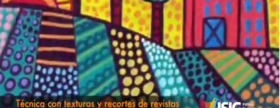 Brenda Flores en Sábados de Artes Plásticas-Escuela de Arte José Limón