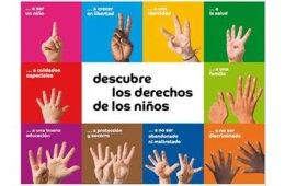 Derechos de los niños ¿Qué debes saber y donde me info...