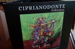 Ciprianodonte presenta  A la breve distancia de un soplid...