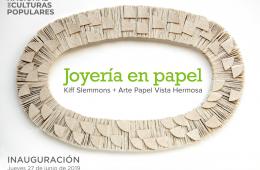 Jewelry in Paper. Kiff Slemmons + Arte Papel Vista Hermos...