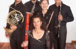 Quinteto de Alientos de la Ciudad de México. Jornadas IN...