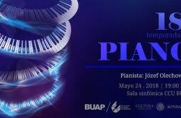 18ª Temporada de Piano