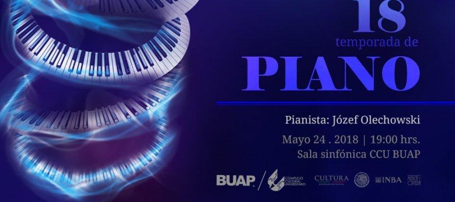 18th Piano Season