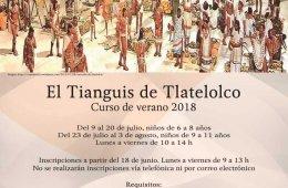 El Tianguis de Tlatelolco