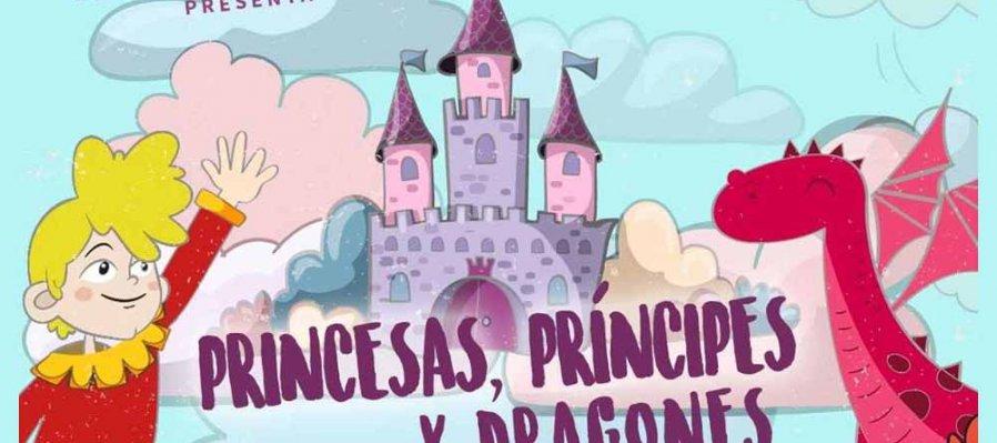 Princesas, príncipes y dragones