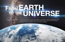 De la tierra al universo