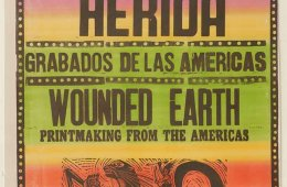 Wounded Land. Etchings of the Americas