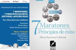 7 maratones, 7 principios de éxito