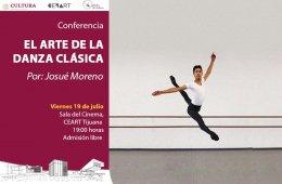 Conferencia: El Arte de la Danza