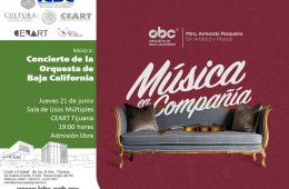 The Orchestra of Baja California in Concert