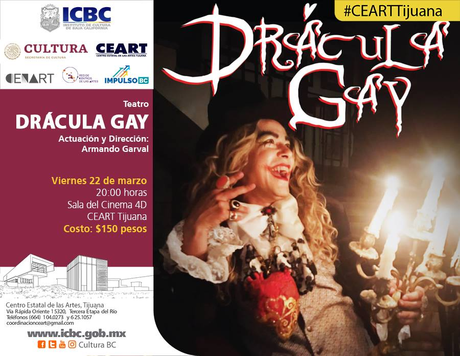 Drácula Gay