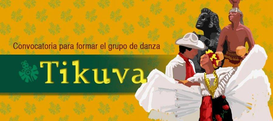 Forma parte del Grupo de Danza Tikuva