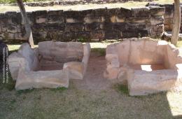 Zonas arqueológicas de Teopantecuanitlán y Cuetlajuchit...