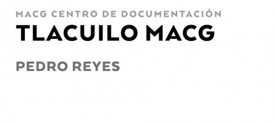 Pedro Reyes. Tacuilo