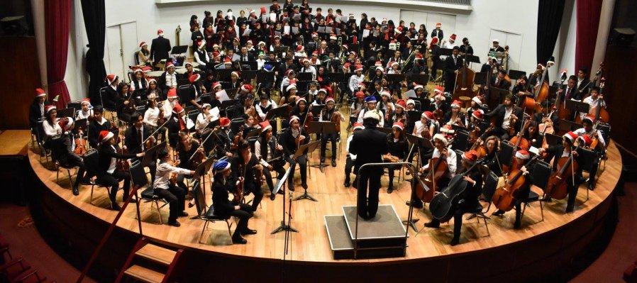 Orquesta Sinfónica Infantil Municipal de Tlalnepantla de Baz