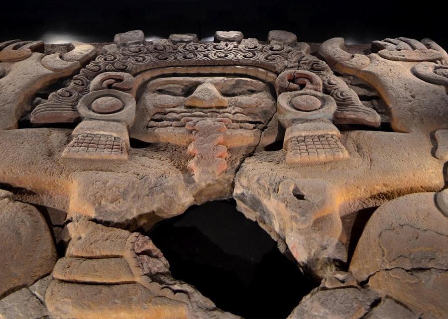 Hallazgos recientes en el Tempo Mayor de Tenochtitlan