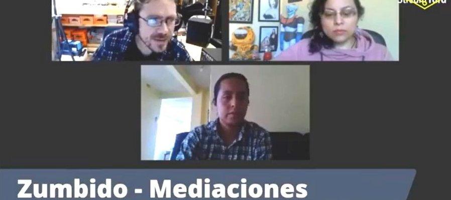 ZUMBIDO: Mediaciones | Resumen del proceso creativo