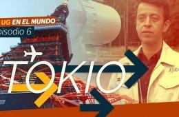 Omar Mendoza, investigador aeroespacial en Tokio