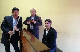 Tomás Herrera, Daniel Clemente Torres, Luis Alberto Garc...