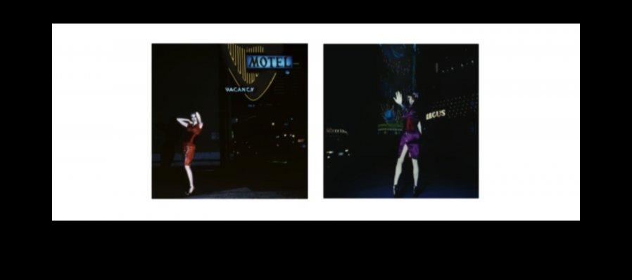 Quiero bailar como Tongolele de la artista Paola Bragado