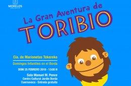 La gran aventura de Toribio