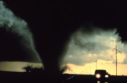 Natural Disasters: Earthquakes, Tornadoes and Tsunamis