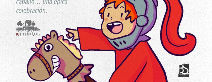 Torneo de armaduras oxidadas: Justas de aniversario