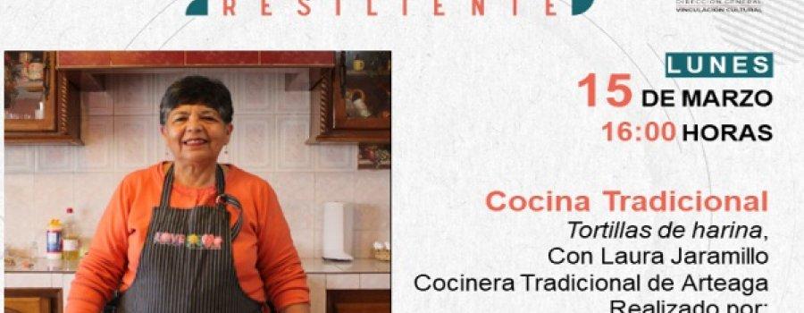 Cocina tradicional: Tortillas de harina