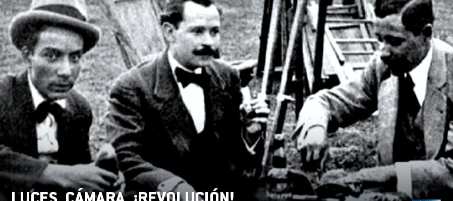 Luces, cámara, ¡revolución! Toscanito, coleccionista de historias