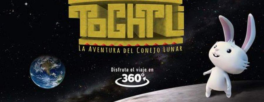 Tochtli, la aventura del conejo lunar