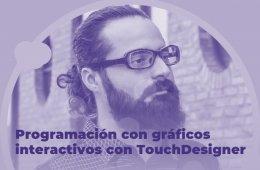 Programación con gráficos interactivos con TouchDesigne...