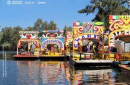 In xochitl, in cuicatl: los jardines flotantes de Xochimi...