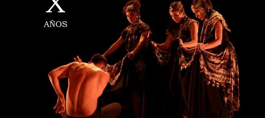 X años Transmutación Danza Contemporánea