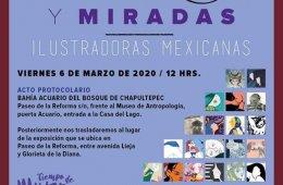 Trazos y miradas. Ilustradoras mexicanas