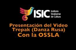 OSSLA ejecuta fragmento de El Cascanueces con Trepak (Dan...