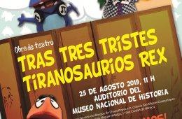Tras Tres Tristes Tiranosaurios Rex