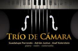 Trío de Cámara: Guadalupe Parrondo, Adrián Justus y As...