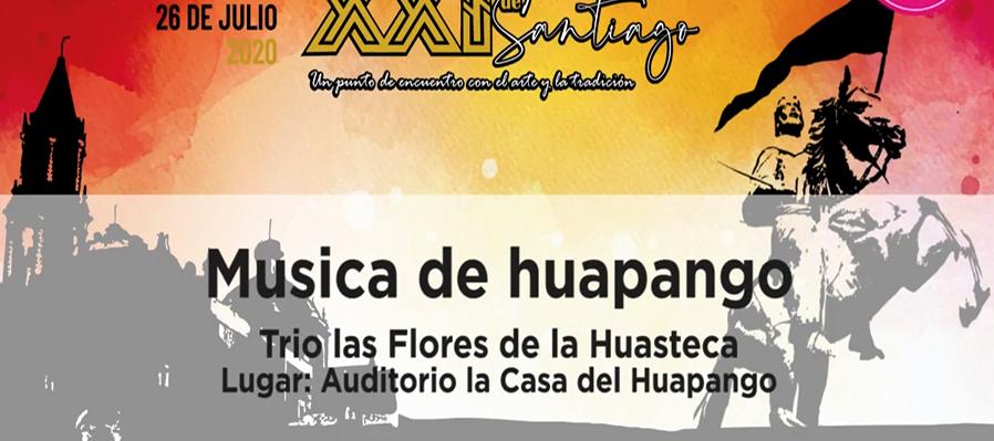 Música de huapango: Las flores de la Huasteca