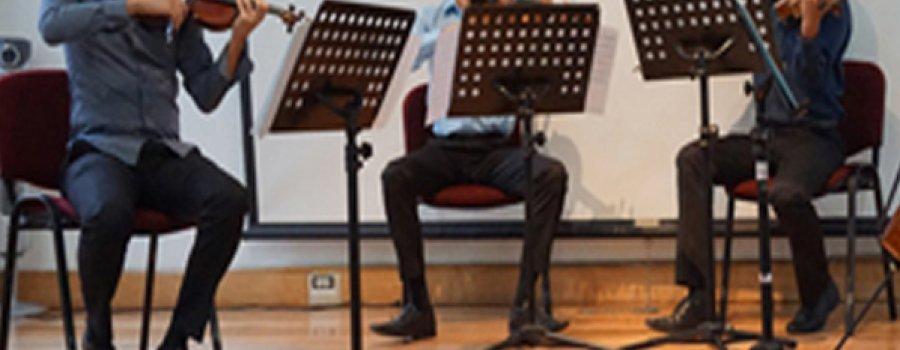 Chamber Music Recital | Carlos Chávez Orchestra School