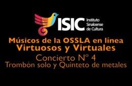 Virtuosos y Virtuales: músicos de la OSSLA en línea. Tr...