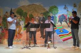 La Orquesta Filarmonica del Desierto llega a tu casa con ...