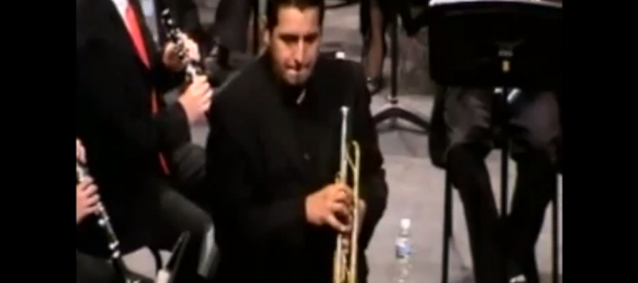 Momentos Memorables de la Banda Sinfónica: Trompetista Omar Murillo