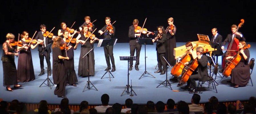 Orquesta de Cámara Trondheim Soloists y Ana de la Vega