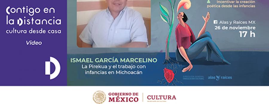 Tiempo de Sembrar Poesía. Taller en línea: La Pirekua y el trabajo con infancias en Michoacán
