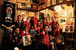 Tuna de Oro of Guanajuato and Tuna of Founding Architects...