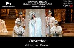 En vivo desde el MET de Nueva York, Turandot